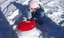 Baby sitting, La Tania, Courchevel